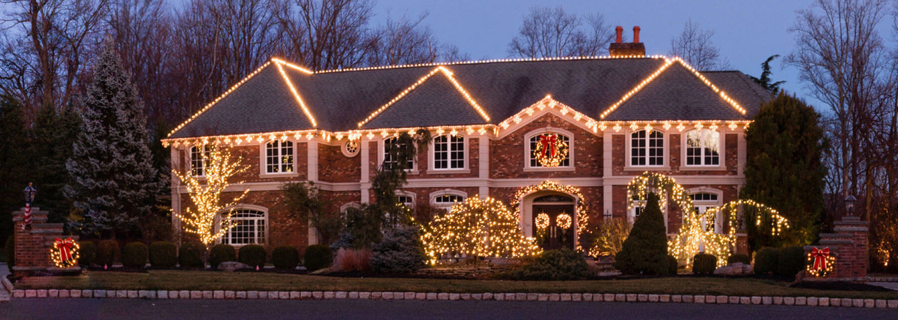 The Christmas Lighting Company servicing Pearl River, NY